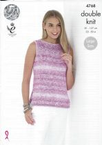King Cole DK - 4768 Tops